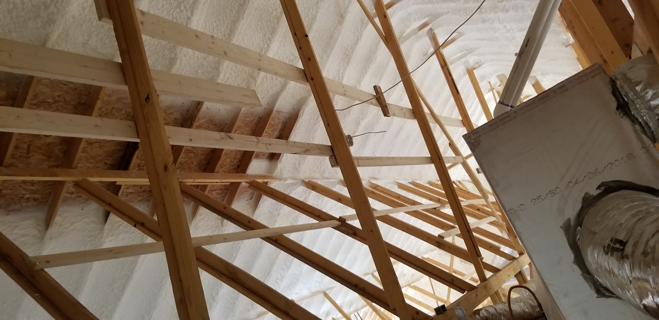 Attic Spray Foam Insulation Boulder CO