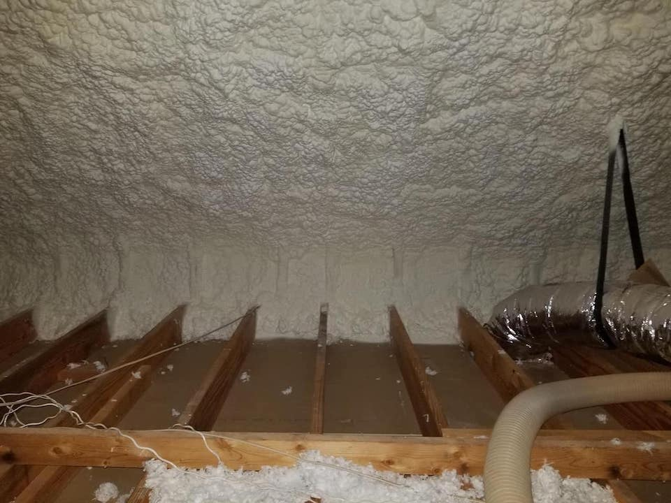 Basement Spray Foam Insulation Boulder CO
