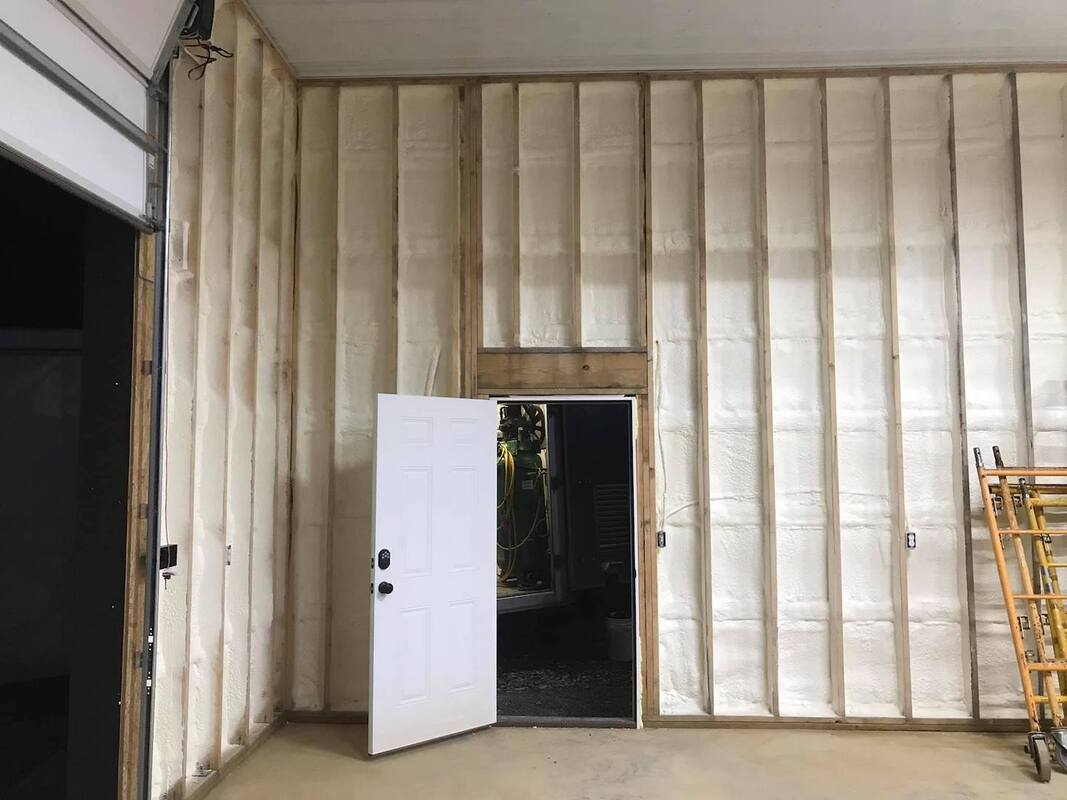 Commercial Closed-cell Spray Foam Insulation Fort Collins CO