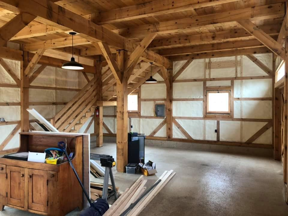 Open-cell Spray Foam Insulation Fort Collins CO