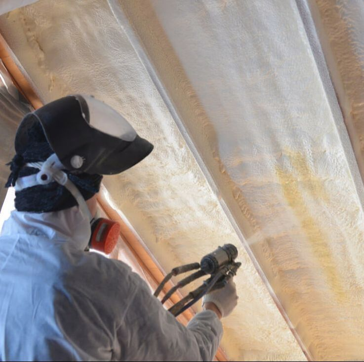 Installing Spray Foam Insulation New Castle, CO