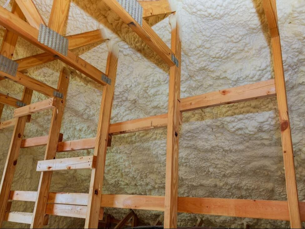 Wall Spray Foam Insulation Fort Collins CO