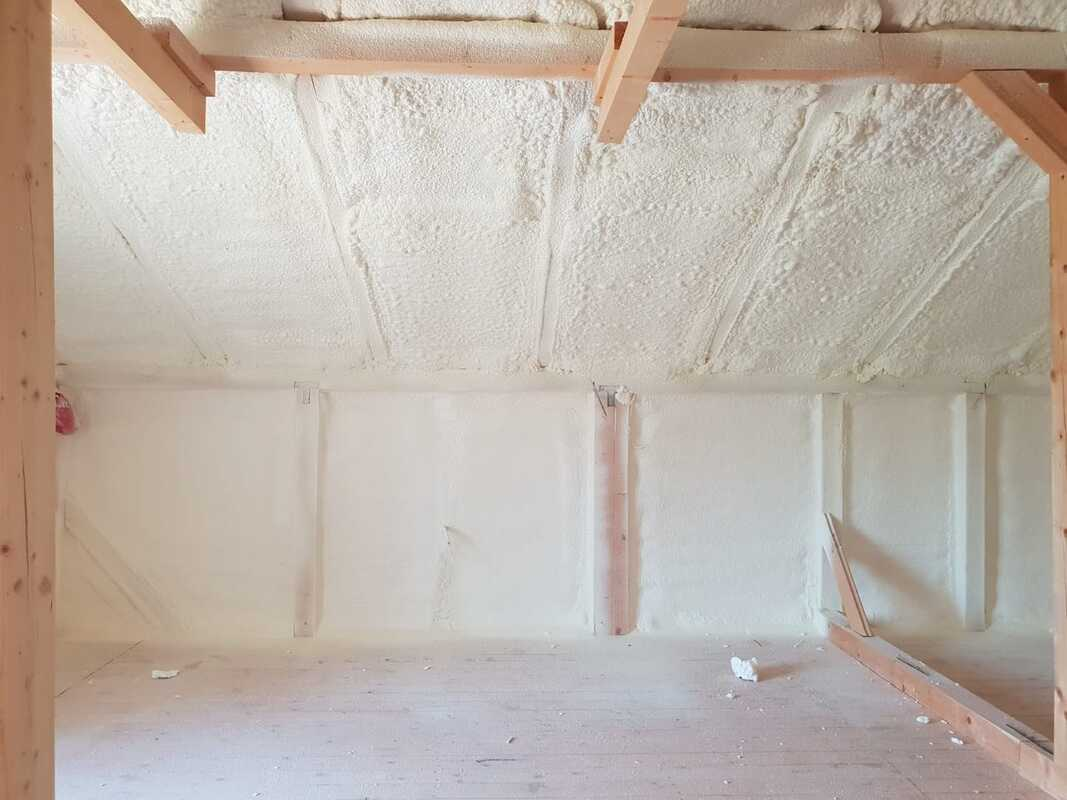 Residential Closed-cell Spray Foam Insulation Boulder CO