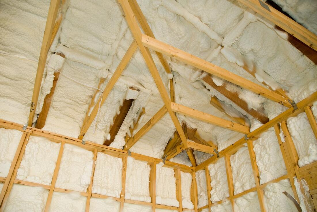 Roof Spray Foam Insulation Fort Collins CO