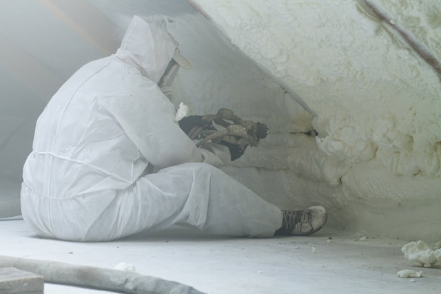foam insulation technician colorado