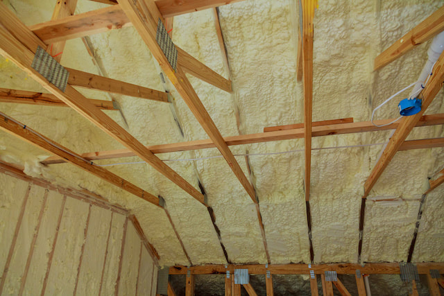 Colorado spray foam insulation
