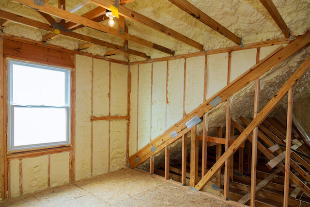 Colorado foam insulation