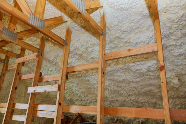 Spray Foam Attic Insulation Colorado